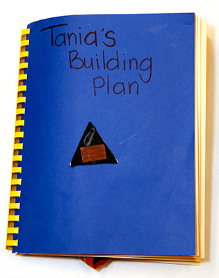 Cover of Tania's Experience Book